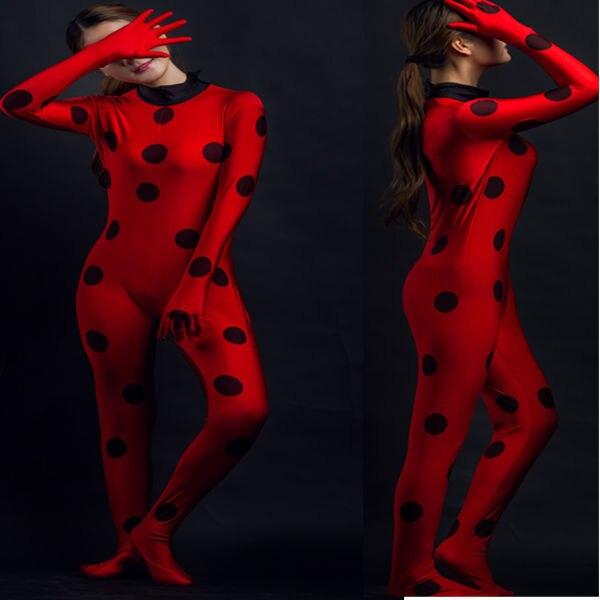 miraculous ladybug costume marinette dupain cheng cosplay. Black Bedroom Furniture Sets. Home Design Ideas