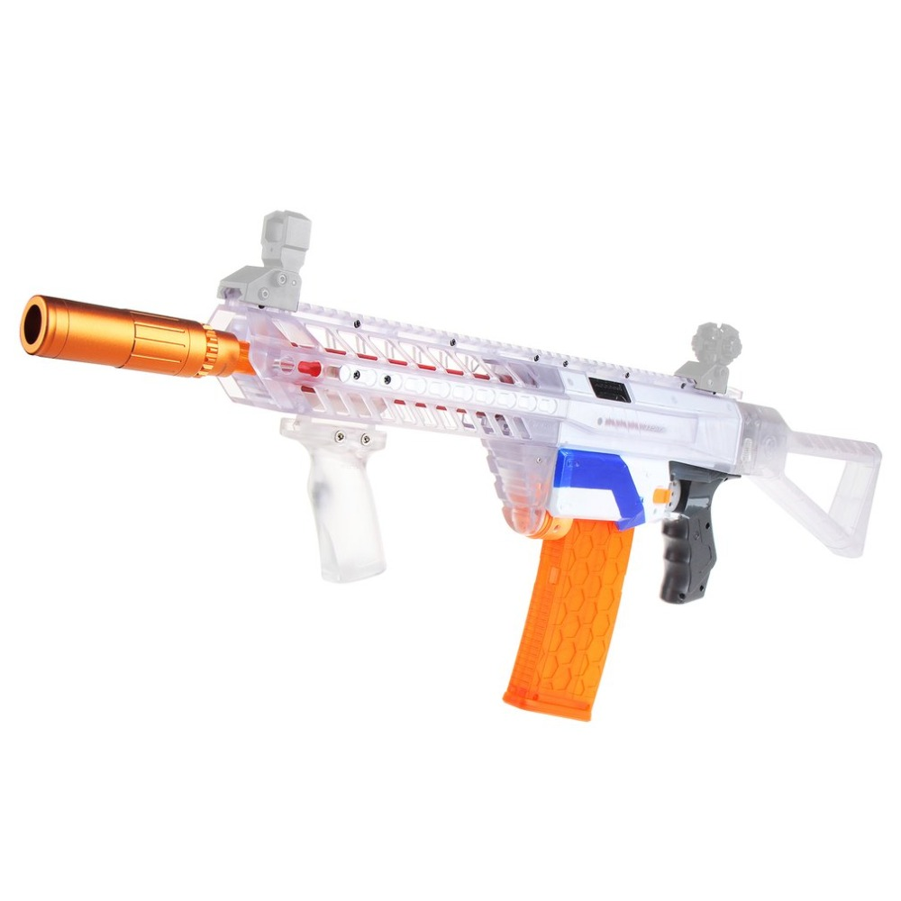 Durable 3d Printing Modularized Mod Sig Sauer Mcx Short Dart Stefan 556 Assault Rifle Model Kit Toys 7 Items For Nerf Retaliator Set In Toy Guns From Hobbies On