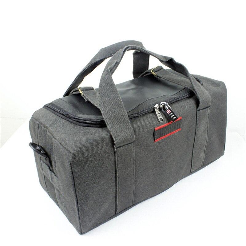 Waterproof Men Travel Bags Large Capacity Women Luggage Travel Duffle Bags Canvas Big/small Size Travel Handbag Folding Trip Bag