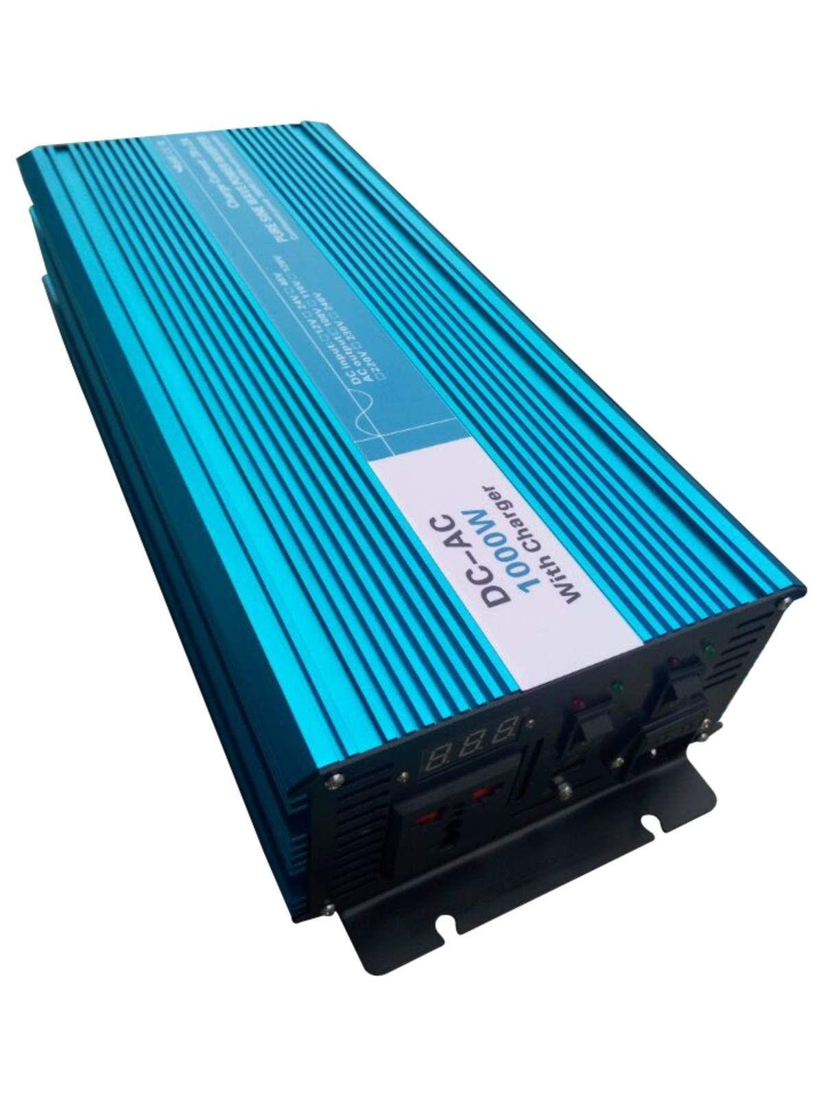 1000W Pure Sine Wave Inverter,DC 12V/24V/48V To AC 110V/220V,off Grid Solar power Inverter,voltage Converter with charger/UPS 1kw solar grid tie inverter 12v dc to ac 230v pure sine wave power pv converter