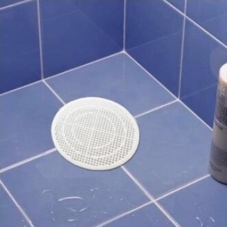 1pcs pp floor drain kitchen bathroom shower drain cover hair filter rh aliexpress com Trench Drain Shower Floor Modern Shower Drain