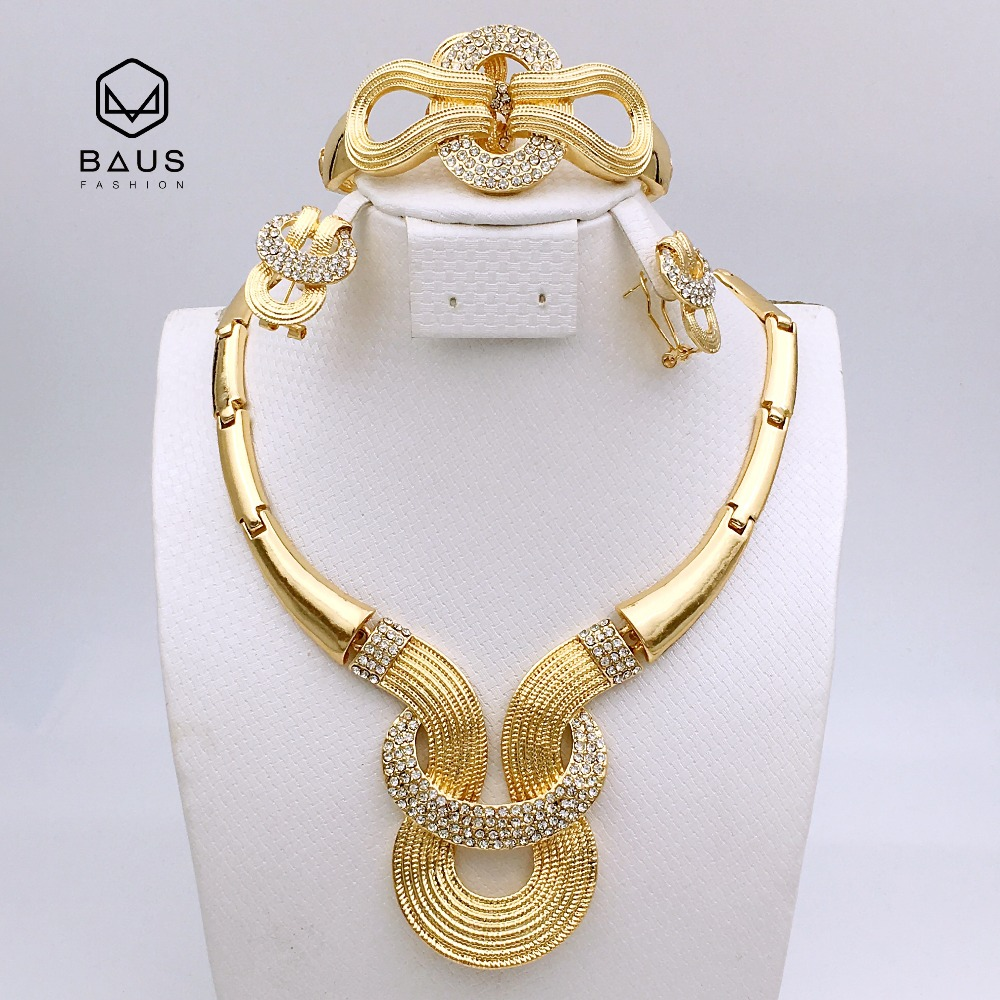 la meilleure attitude 521d0 8cc77 € 7.82 67% de réduction|2017 NOUVEAU design bonne qualité parure bijoux  femme Plaque Ou bijoux africain ensemble Éthiopien Dubaï Nigérian bijoux de  ...