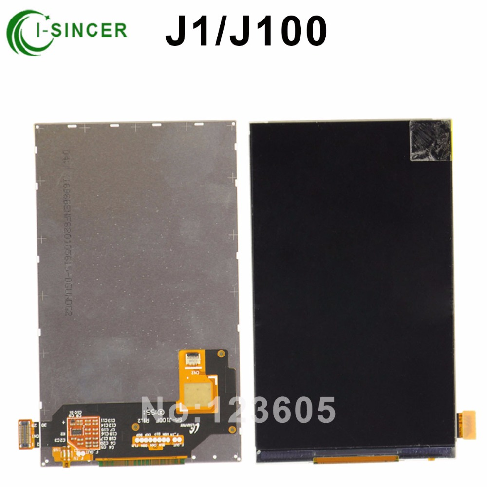OEM High quality For Samsung Galaxy J1 SM-J100 J100 LCD Screen Display Replacement Free shipping