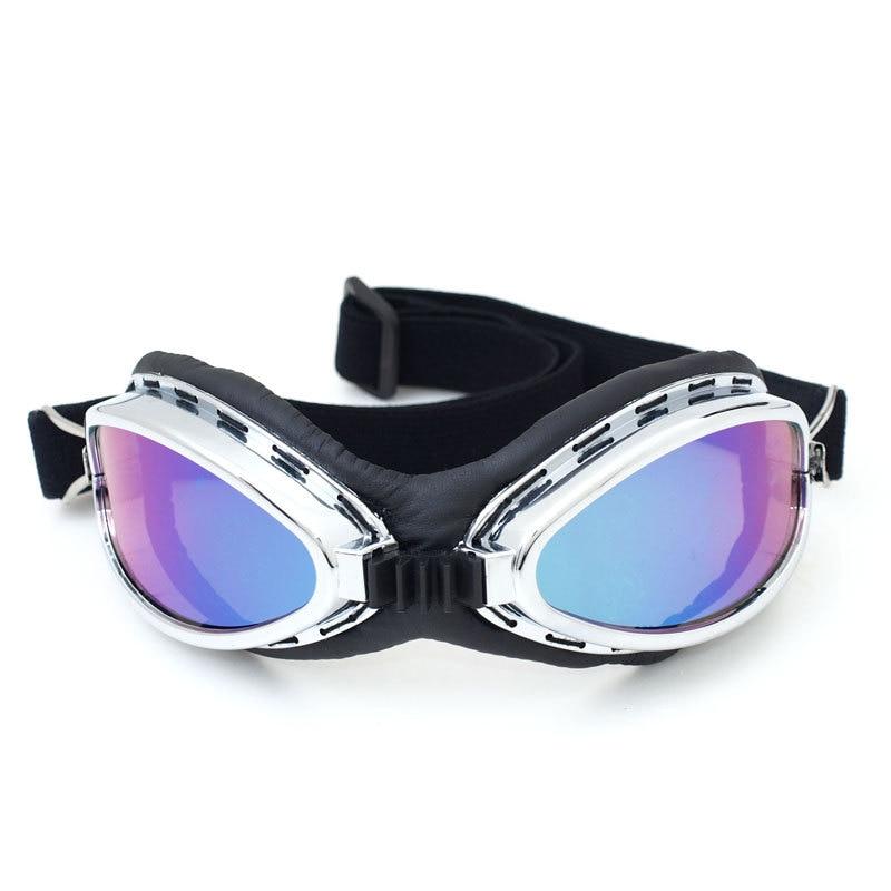 retro wwii oculos de protecao da motocicleta 01