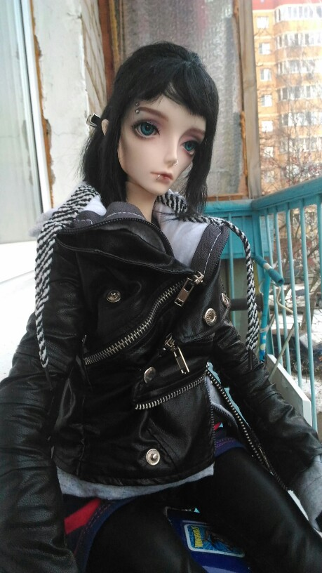 Doll Chateau Zenobia 1 3 BJD SD Doll Model Girls Boys Eyes High Quality Toys For