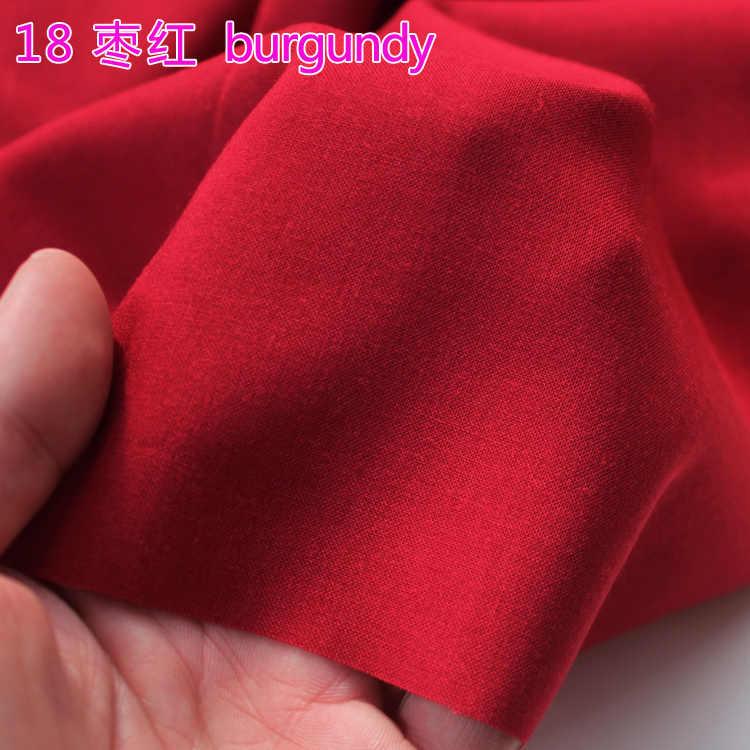 """Tkanina wiskozowa jedwabna sztuczna bawełna tkanina spódnica szalik Apperal hidżab tkanina z wiskozy 60 """"szerokości sprzedawane na jardy darmowa wysyłka"""