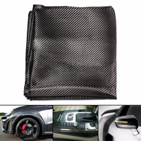 Carbon Fiber Fabric 2x2 Twill 3K Linear Yarn Smooth Carbon Fiber Cloth For Commercial Automotive Industry