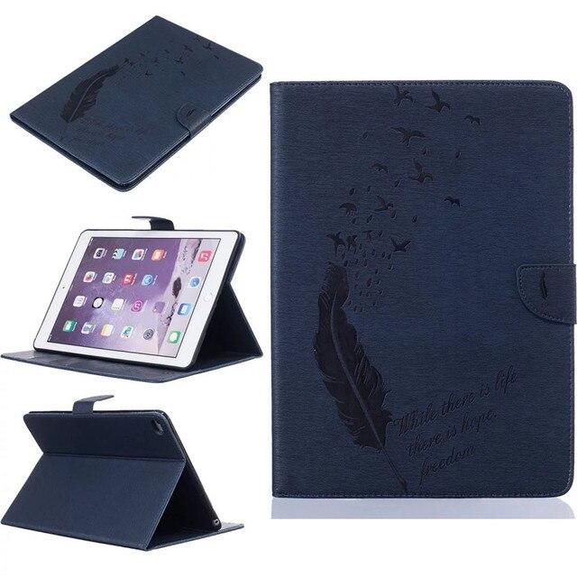 Étui en cuir pour Apple ipad 6 / Air 2 9.7 pouces Fundas Coques Filp support pour Apple ipad Air II 2 portefeuille pour étui Ipad 6