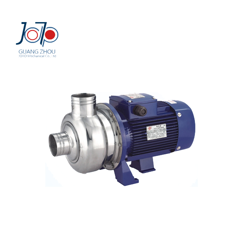 BB250/055D Single Phase 220V Industrial Fluids Transporting Stainless Steel Centrifugal Water Pump Sanitary Food Grade Pump 1 2hp 220v 50hz single phase small stainless steel centrifugal water pump sanitary pump beverage pump dishwasher pump