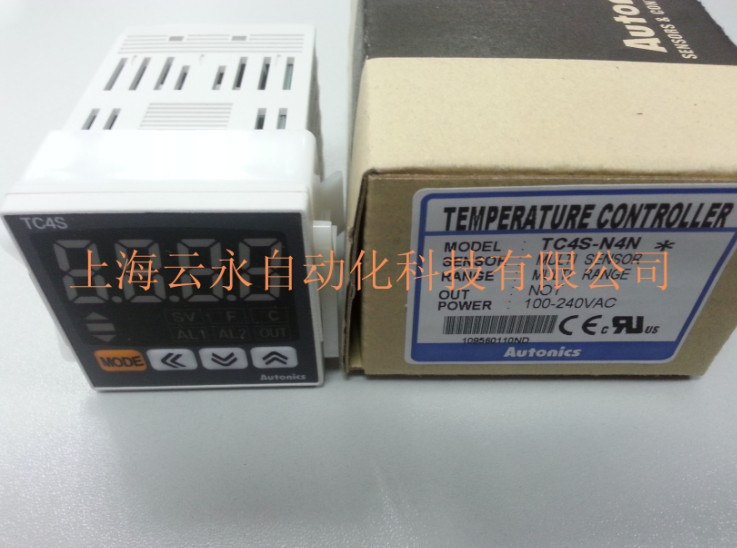 TC4S-N4N Autonics thermostat temperature controller  цены