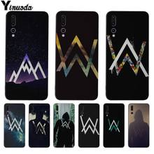 Yinuoda Alan Walker DJ Faded Soft silicone cover Case For Huawei P9 P10 P10plus P20 P20pro NOVA2 honor9 honor10 V9 V10(China)