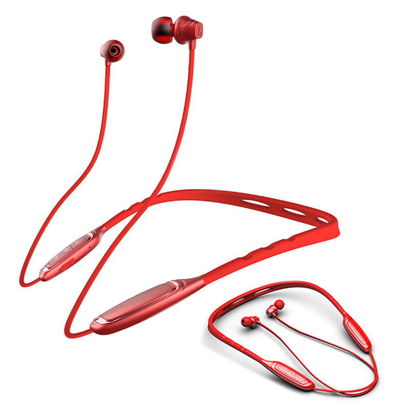 Bluetooth Earphone W1 Neckband Sport Headphone Earbuds Built-in Mic Wireless Lightweight Stereo Auriculares for IPhone Mi Phone original remax s8 wireless bluetooth earphone for iphone 7 xiaomi mi 5 wireless earpod sport stereo earbuds with mic auriculares