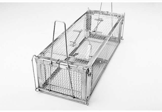Double Super high sensitivity mouse trap doors and Cage Rat Trap & Free delivery! Double Super high sensitivity mouse trap doors and ...