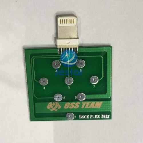 Charging Dock Flex Test Facile Outil Conseil Pour iPhone ipad Réparation ne pas besoin démanteler le téléphone