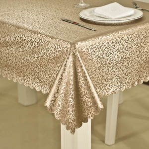 ZHUO MO waterproof tablecloth Rectangular Round table cloth