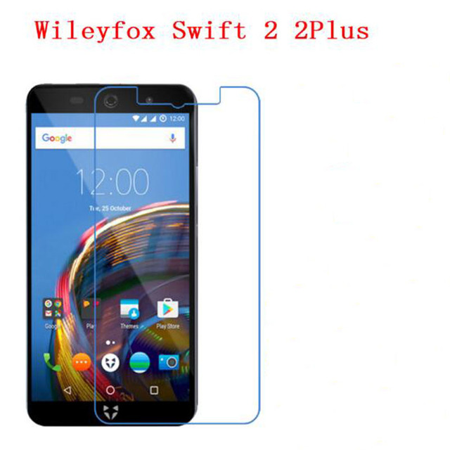 3 PCS HD phone film PE touch preserving eyesight for Wileyfox Swift 2 Swift 2 Plus touch screen protector  with wipes