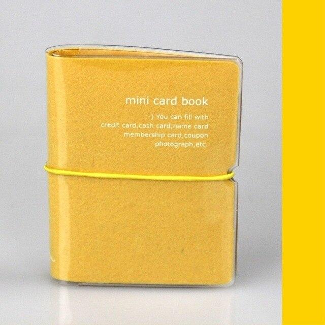 Мужской кошелек, кожаный, для карт, 32 Слота, высокое качество