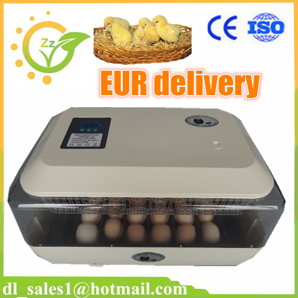 Good quality Digital 24 Eggs Incubator Automatic Hatcher Chicken Duck Egg incubator hatcher chicken egg incubator hatcher 48 automatic mini parrot egg incubators hatcher hatching machines