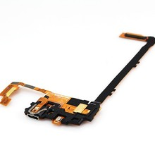 Original Micro USB Charger Charging Port Dock Connector Flex Cable For LG Google Nexus 5 D820 D821 with Microphone With Tracking