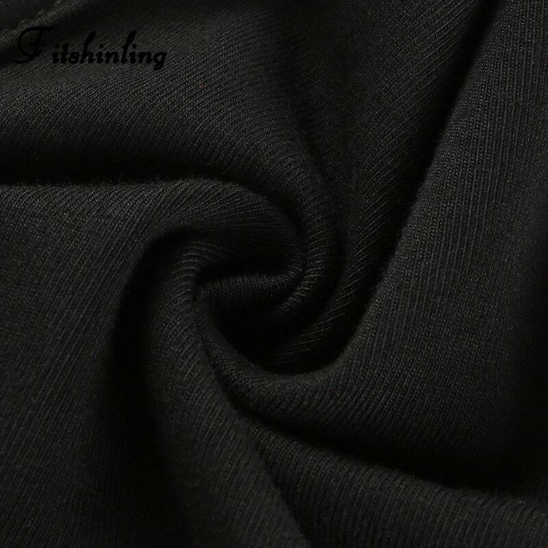 Облегающий хлопковый летний Боди с высоким вырезом, хорошее качество, с буквенным принтом, на тонких бретелях, Черный Боди для женщин, 2019 Комбинезоны для тела