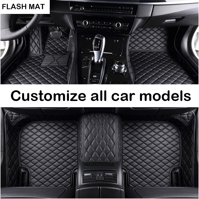 car floor mats for citroen c5 ds5 citroen c4 grand Picasso auto accessories car mats