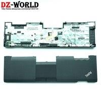 새로운/orig 노트북 패널 손목 받침대 커버 레노버 씽크 패드 l421 l420 터치 패드 및 케이블 04w1349 c 커버