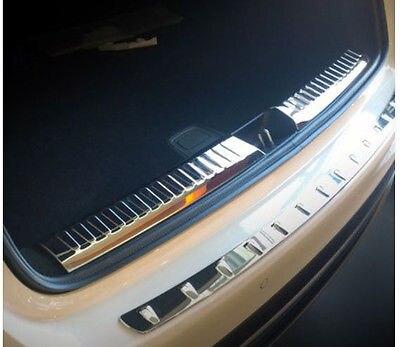 Plaque de protection de pare-chocs arrière en acier Trnk pour Benz GLA 180 200 250 2015-2013