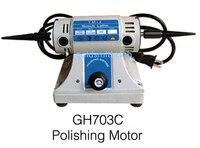 Bijoux grinder Bijoux de polissage mini machine de tour BL-2 Banc Tour polissage machine avec 1,800-7,000 RPM