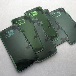 Image 3 - Carcasa trasera para Samsung Galaxy G930F, G935F, G930FD, G935FD, S7 Edge, cristal táctil