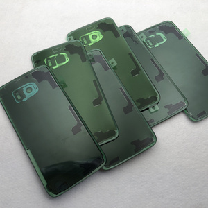 Image 3 - S7 Middle Frame Battery Back Cover For Samsung Galaxy G930F G935F G930FD G935FD S7 Edge Full Housing With Touch Glass Lens