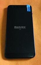 Tela lcd original + digitalizador touch screen + moldura, para blackview s8 mt6750t octa core, frete grátis