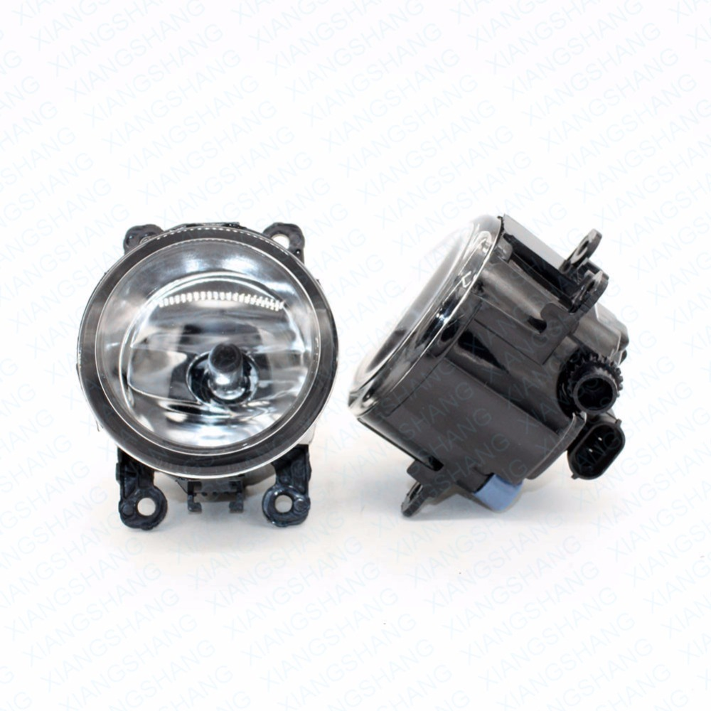 Front Fog Lights For NISSAN Navara Pathfinder INTERSTAR Auto Right/Left Lamp Car Styling H11 Halogen Light 12V 55W Bulb Assembly