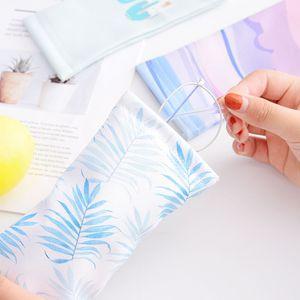 Image 3 - Téléphone voiture Net imperméable à leau anti rayures Portable lunettes poche lunettes protecteur conteneur sac étuis de lunettes de soleil