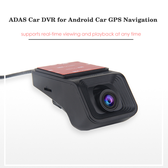 Head Motions Offer Better Way To Detect >> Adas Usb Dash Camera For Car Android Head Unit Hd Vrecord Lane