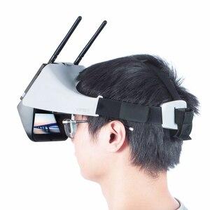 Image 5 - 새로운 fxt viper v2.0 5.8g 다이버 시티 hd fpv 고글 (dvr 포함) rc drone quadcopter 예비 부품 fpv accessoriess 용 굴절 장치 내장