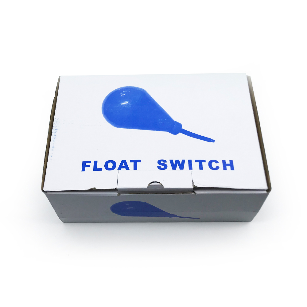 Купить с кэшбэком output reliable switch control signal float switch sensor 5m 10m fluid level controller good quality switch float free shipping