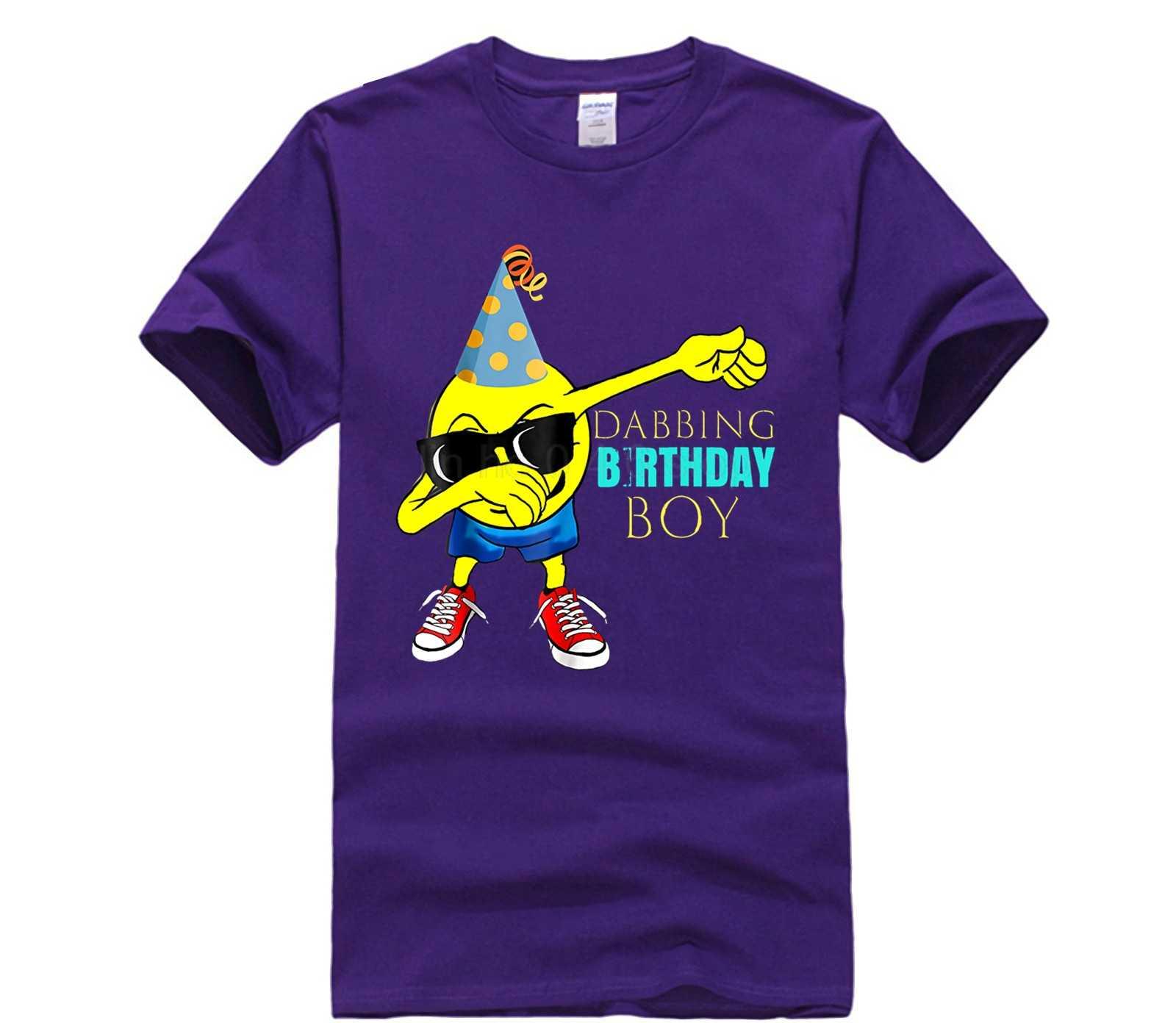 Тренды, крутая футболка на день рождения с эмодзи, вечерние наряды для мальчиков, подарок-2