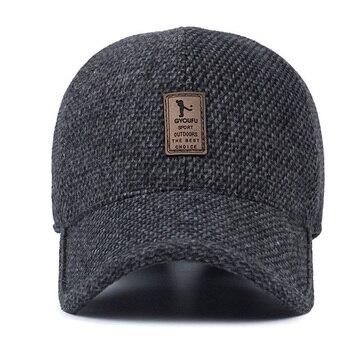 כובע מצחייה אופנתי ומחמם מכותנה