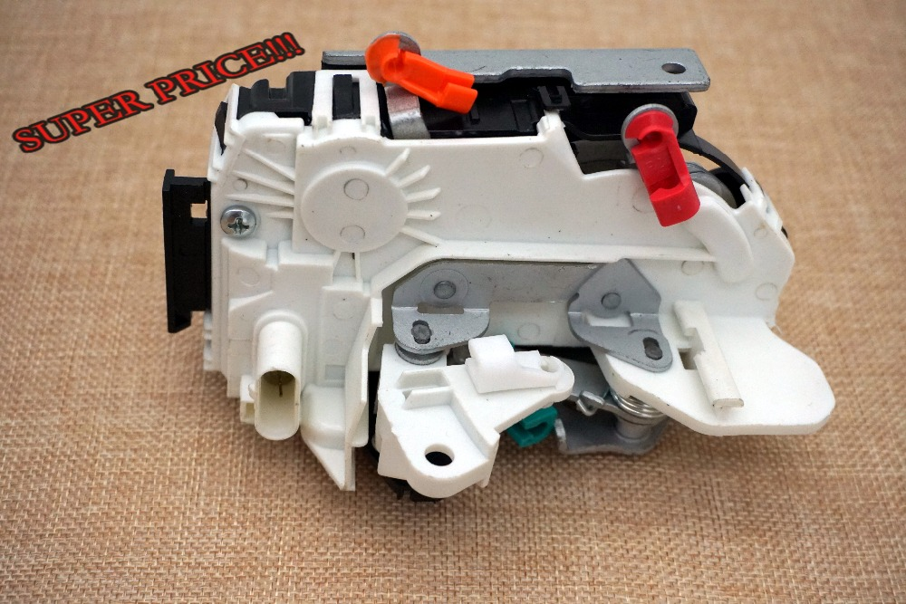 for Jeep CHRYSLER OEM 07 16 Wrangler Front left Door Lock Actuator Motor 4589277AK for Dorman
