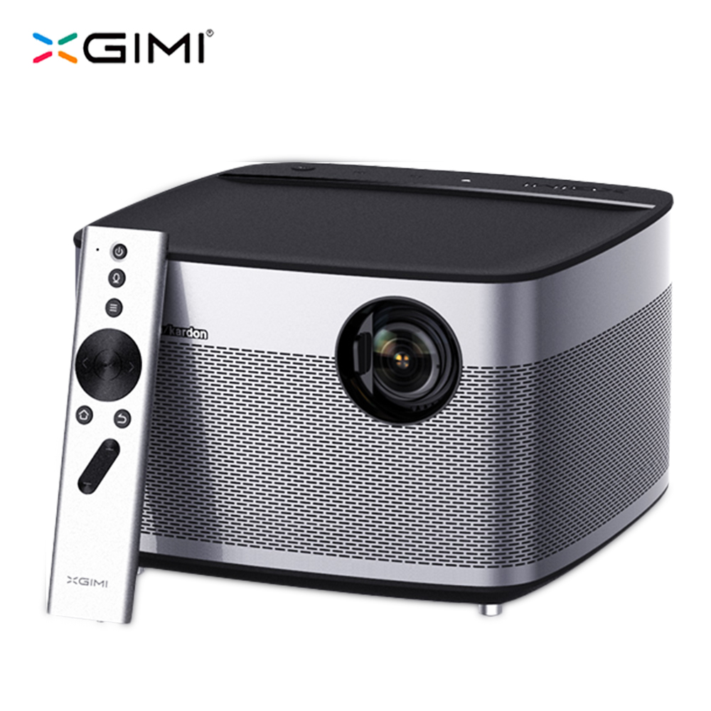 XGIMI H1 1920x1080 Full HD 3D Support 4K Projector 3GB 16GB Android 5 1 Bluetooth Wifi