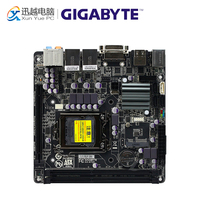 Gigabyte ga b75n рабочего Материнская плата B75N B75 LGA 1155 i3 i5 i7 DDR3 16 г Mini ITX