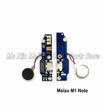 New Microphone Module+USB Charging Port Board Flex Cable Connector Parts For MEIZU M1 M2 M3 M5 M6 M8 Note Replacement