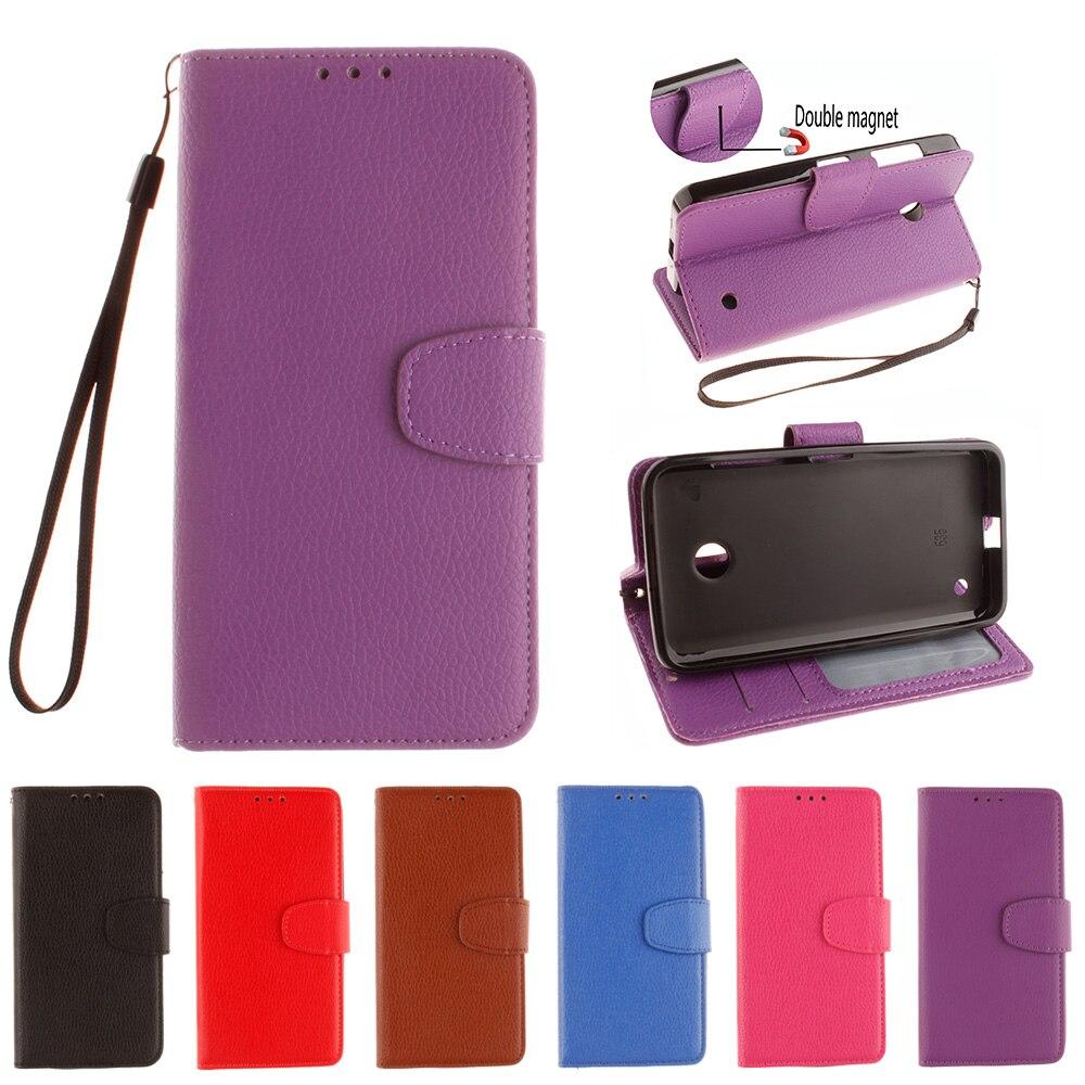 Flip Case For Microsoft Nokia Lumia 630 DS Dual Lumia630