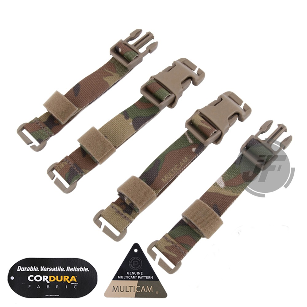 EmersonGear Tactical Swift Chest Rig Adapter Kit Set MOLLE Strap 1