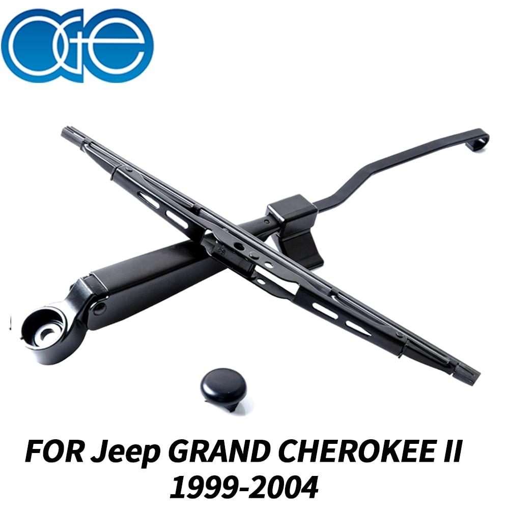 Oge pour Jeep GRAND CHEROKEE II 1999-2004, ensemble de bras d'essuie-glace arrière