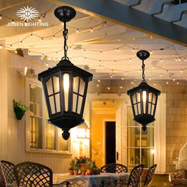 Buitenverlichting led veranda lichten outdoor patio lichten lampen ...