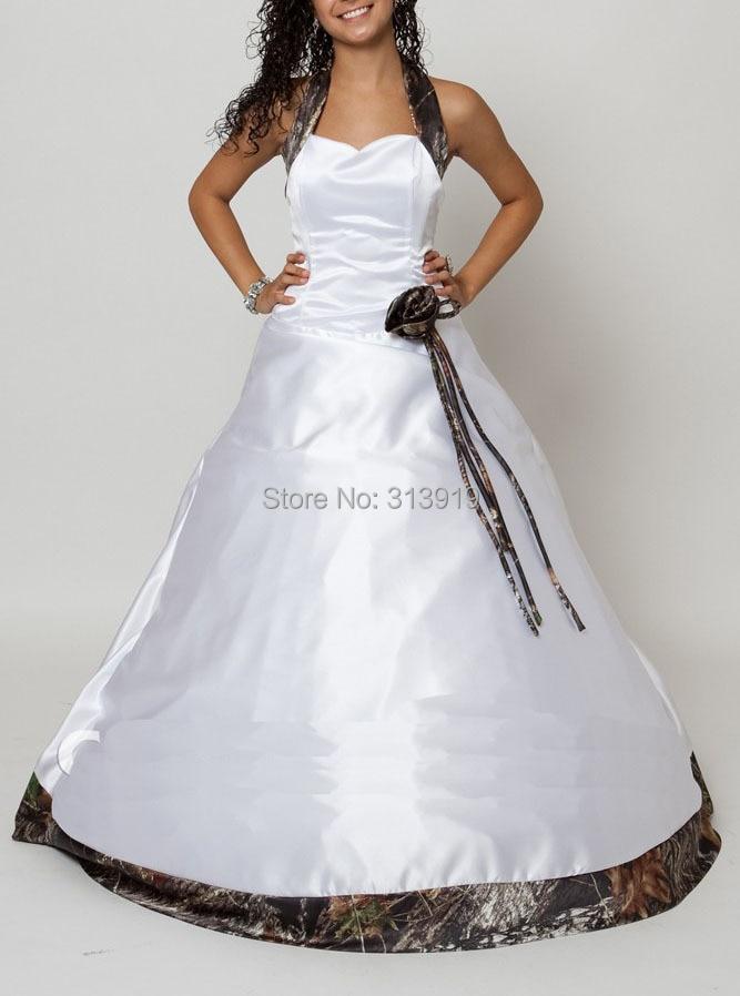 Online get cheap mossy oak wedding dresses for Mossy oak camo wedding dress