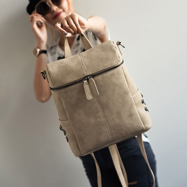 Women's Casual Style Backpack