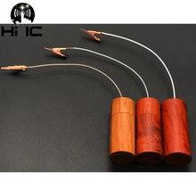 HiFi аудио кабель заземление петли шума изолятор GND черное отверстие устранение статического электричества Мощность очиститель электронный провод заземления