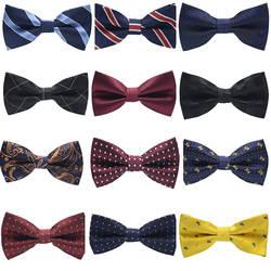 Галстук бабочка для мужчин галстук мальчик мода Бизнес Свадебные галстук бабочка мужской Платье рубашка Krawatte Legame подарок
